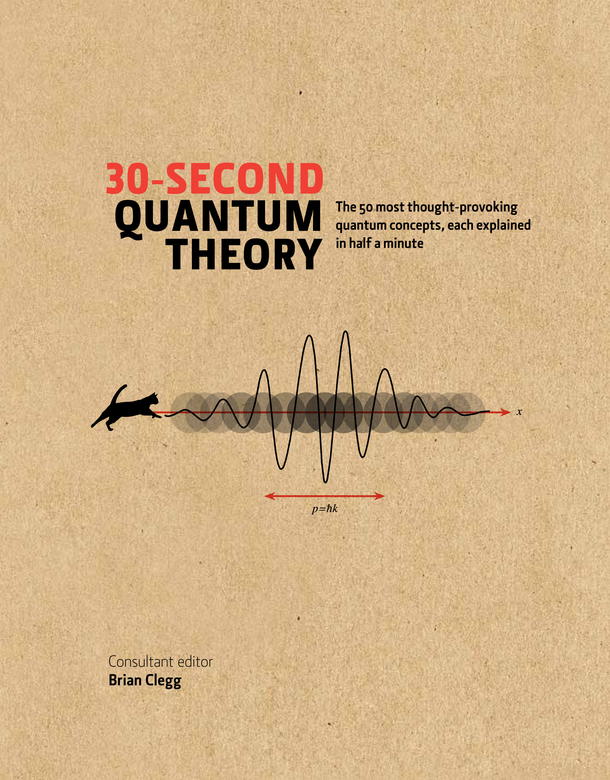 Front cover of 30-Second Quantum Theory