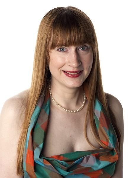 Sharon Ann photographed by Stuart Robinson