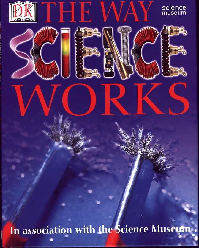 Front cover of the The Way Science Works featuring magnets